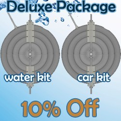 Water and Car Kits Deluxe Package